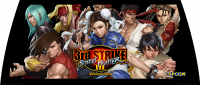marquee Street fighter