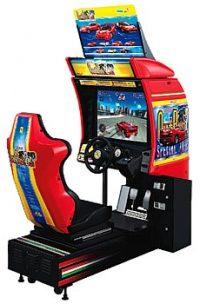 race cab