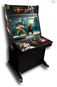 borne arcade 32