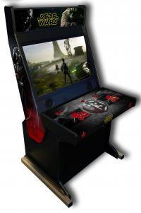 Borne d'arcade